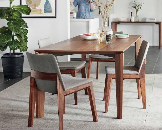 meja makan, meja makan jati, meja makan jati minimalis, meja makan minimalis jati, meja makan minimalis