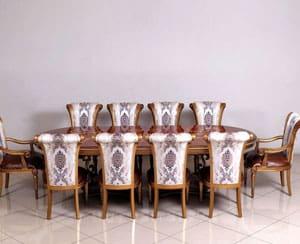 Meja Makan Kayu Jati Model Terbaru Raja Furniture