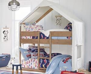 Set Tempat Tidur Anak Tingkat Harga Murah Raja Furniture