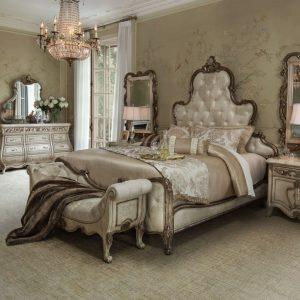 Jual Tempat Tidur Murah Desain Klasik Ukiran Terbaru, jual tempat tidur jati, furniture kamar, Tempat Tidur Queen Genevieve, tempat tidur klasik, ruang kamar, kamar tidur, jual tempat tidur jati
