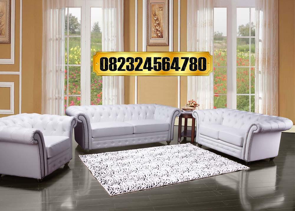 Harga Kursi Ruang Tamu Warna Putih Raja Furniture