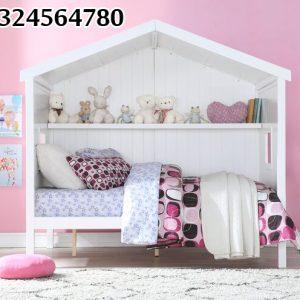 Tempat Tidur Anak Minimalis Warna Putih Tahun 2021, Tempat Tidur Anak Antik Model Lucu, tempat tidur anak minimalis, kamar set anak, kamar anak murah, tempat tidur anak terbaik