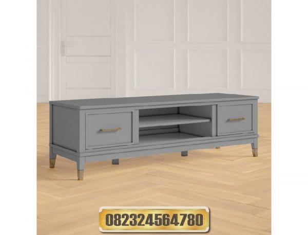 bufet tv minimalis modern, bufet minimalis ruang tamu, bufet tv kayu jati minimalis