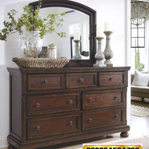 Dresser Mirror Klasik Jati